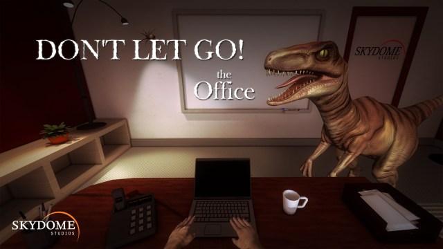 Dont Let Go Dinosaur