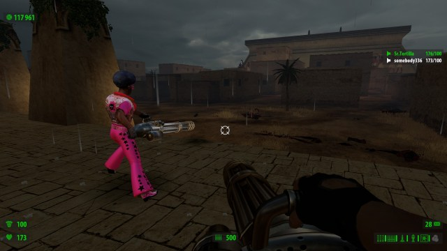 Serious Sam HD The First Encounter Multiplayer