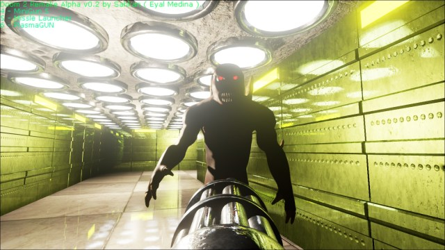 Doom 2 Remake Imp
