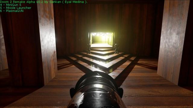Doom 2 Remake Level