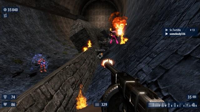 Serious Sam HD The Second Encounter Machine Gun