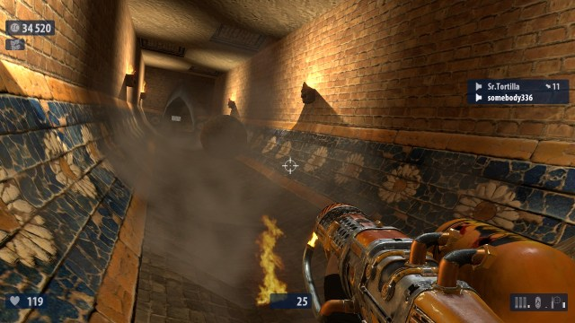 Serious Sam HD The Second Encounter Trap