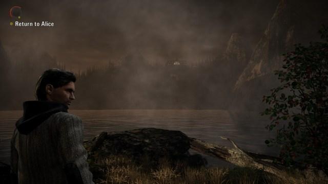 Alan Wake Lake