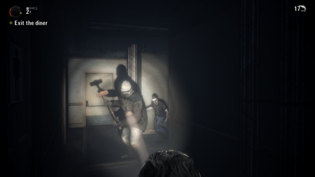Alan Wake The Signal Hard
