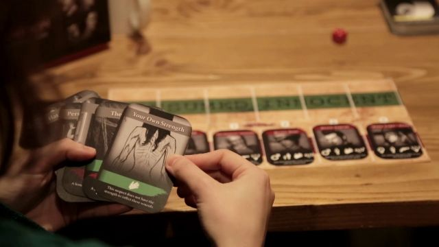 Deadly Premonition Board Game Action Cards