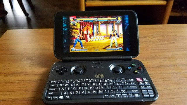 GPD Win Fighting Games