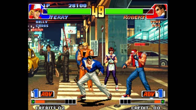 King of Fighters Ultimate Match Final Edition Tokyo
