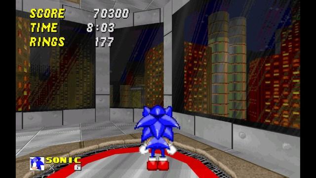 Sonic Robo Blast 2 City