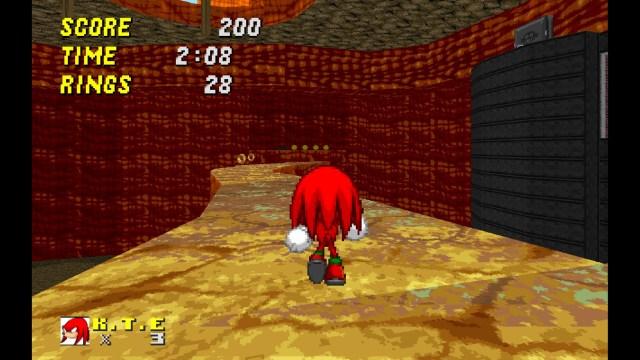 Sonic Robo Blast 2 Knuckles