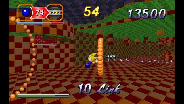 Sonic Robo Blast 2 Super Sonic