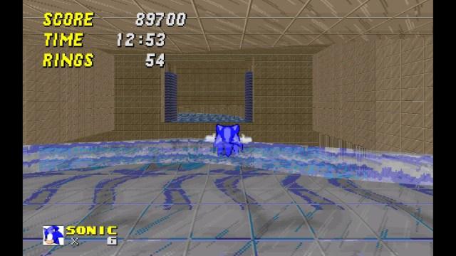 Sonic Robo Blast 2 Water Levels