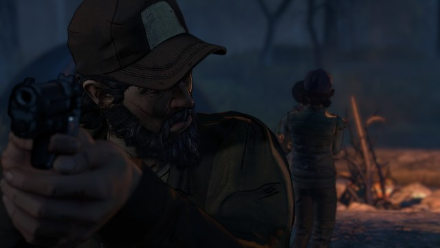 The Walking Dead A New Frontier Kenny