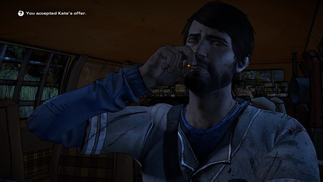 The Walking Dead A New Frontier Weed