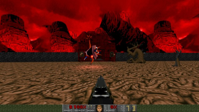 Doom Crash Bandicoot Hell
