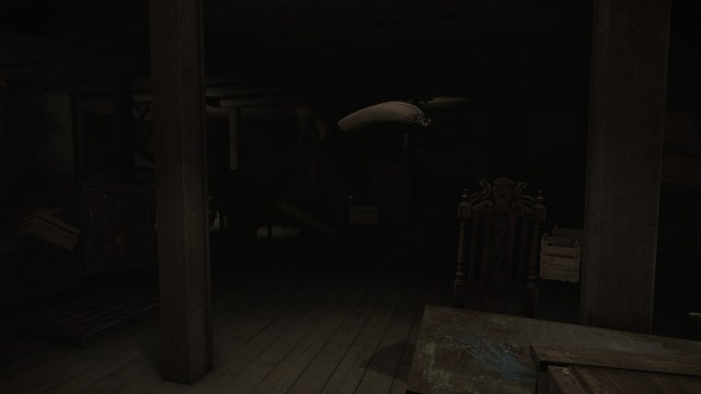 Layers of Fear Floating