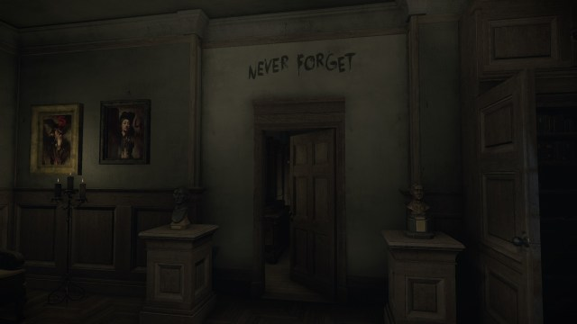 Layers of Fear Horror