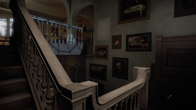 Layers of Fear House