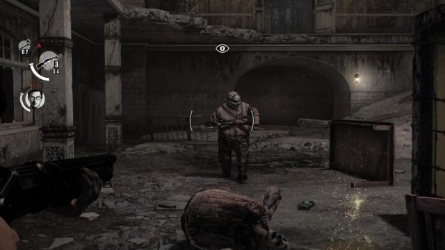 The Evil Within Shotgun