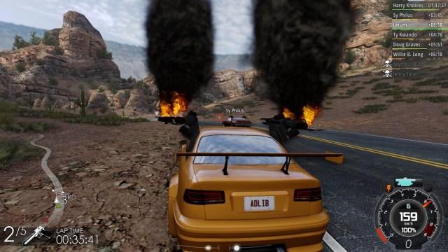 Gas Guzzlers Extreme Wrecks