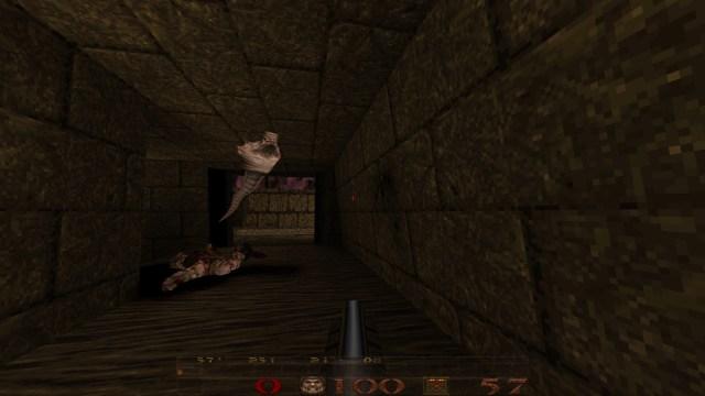Quake Dissolution of Eternity Shotgun