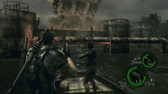 Resident Evil 5 Action