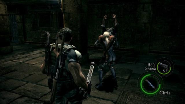 Resident Evil 5 Hentai