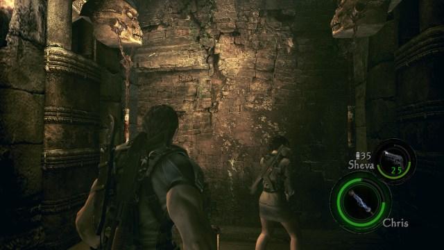 Resident Evil 5 Lever