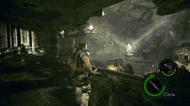 Resident Evil 5 Temple