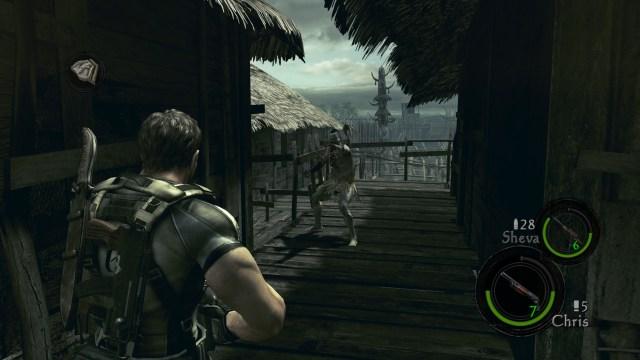 Resident Evil 5 Tribe