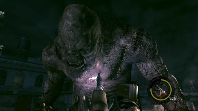 Resident Evil 5 Turret