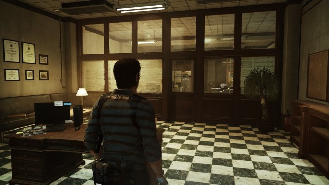 The Evil Within 2 Seb Room