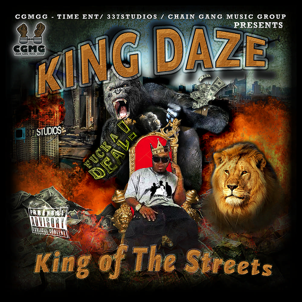 KiNG DAZE- King of the Streets 1