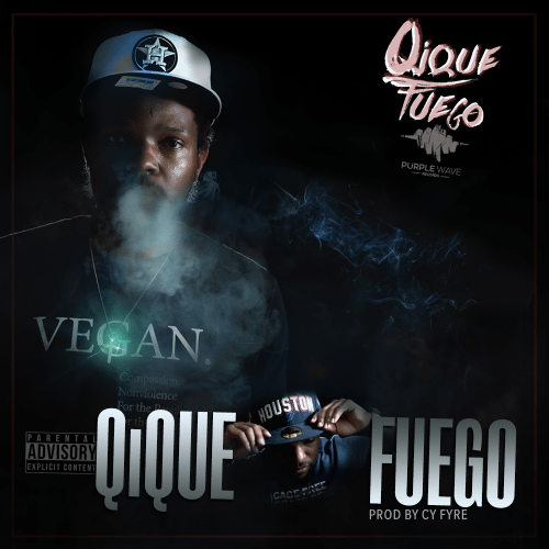 Qique Fuego Album Cover