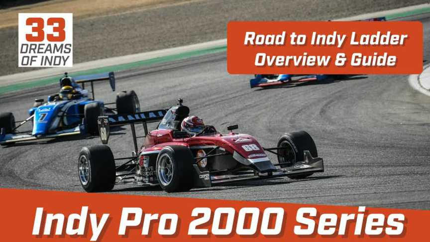 Indy Pro 2000 Series - Overview & Guide