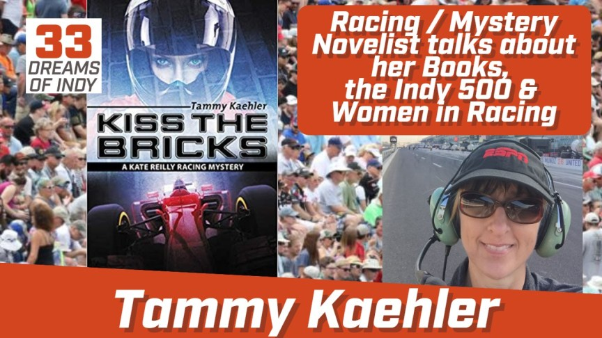 Tammy Kaehler - Author of Kiss the Bricks Mystery Novel