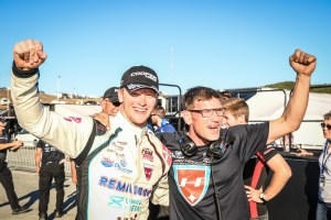 Christian Rasmussen wins at Laguna Seca