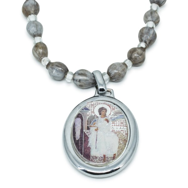 Tears From The Mother Of God Prayer Necklace