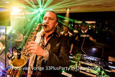 33PlusParty in BeachClub Ottenhome