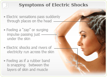 Electric Shocks Symptom Information 34 Menopause