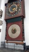 Šv. Mergelės katedros astronominis laikrodis