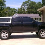 Bed Cover Or Camper Need Pics Too Chevrolet Colorado Gmc Canyon Forum