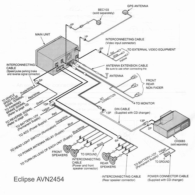 1181d1200256375 wiring diagrams avn2454_diagram_sml?resize\\\=640%2C640 wiring diagram for eclipse radio,diagram wiring diagram images,Wiring Diagram For Nissan Car Stereo
