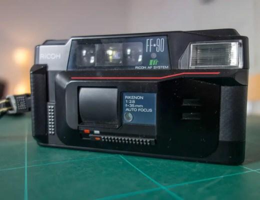 Ricoh ff90