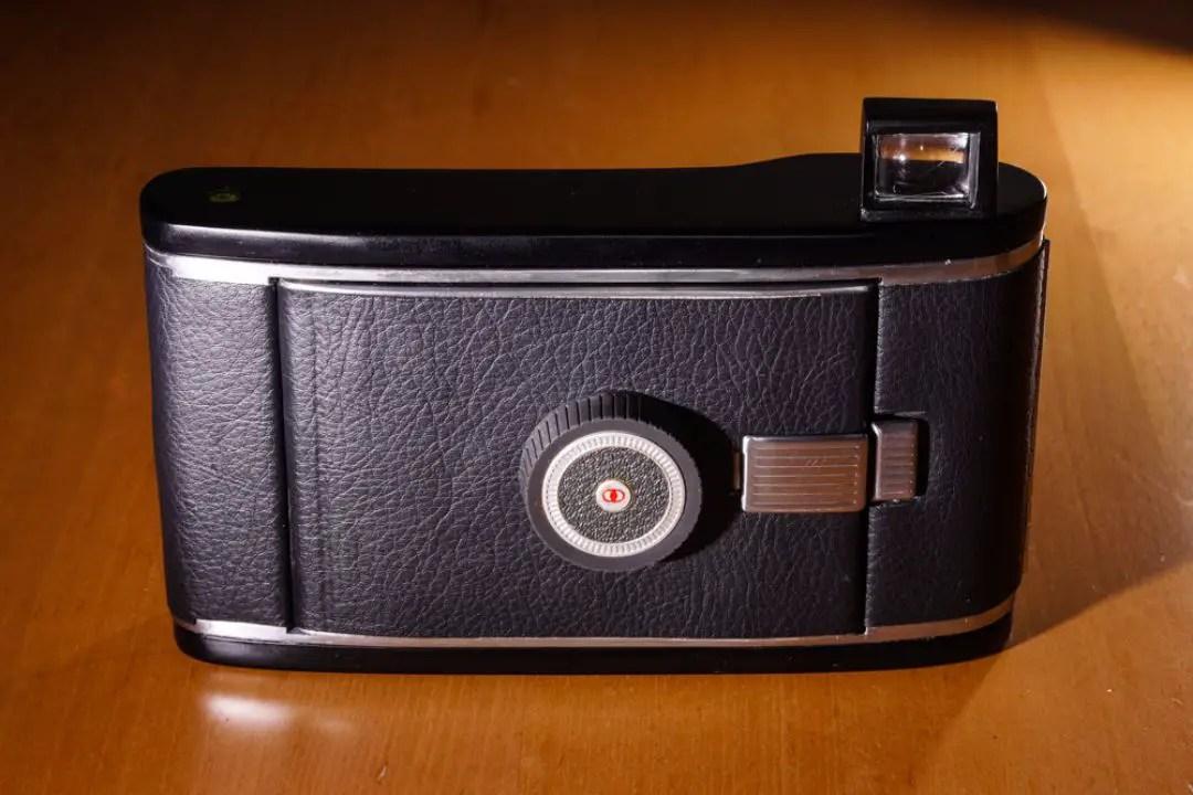 Polaroid 110 custom 4x5