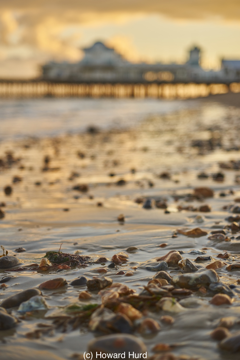 South Parade Pier, Southsea - taken with Industar N-61 lens on Sony a7