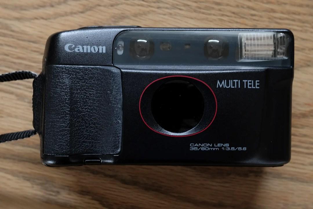 Canon Multi tele
