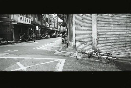 Olympus L-10 - Kodak Tri-X 400 - 35mm Pano