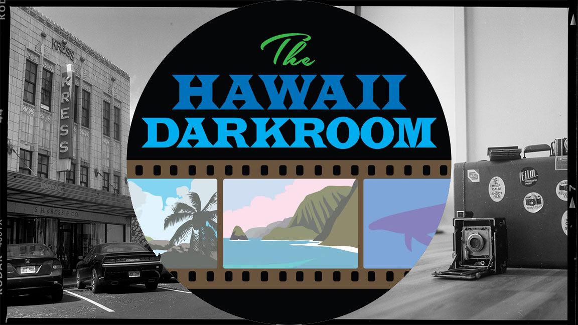 The Hawaii Darkroom – A Community Darkroom Launches on Kickstarter
