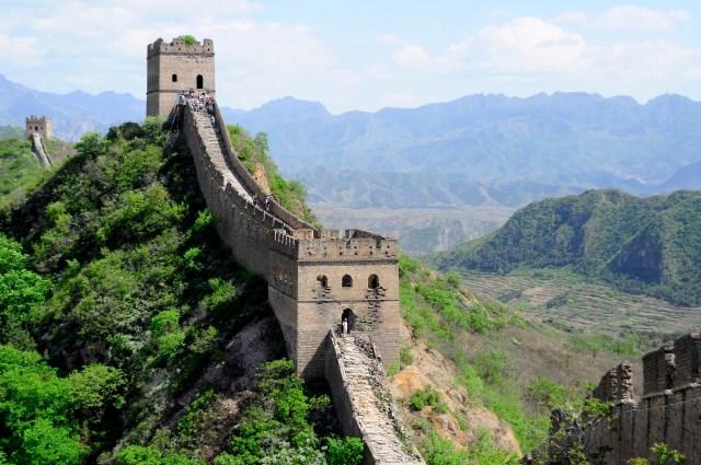 Hasil gambar untuk great wall china