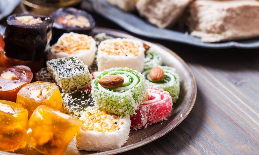 Turkish Delight – The sweet that keeps women happy! | 360° YACHTING TURKEY